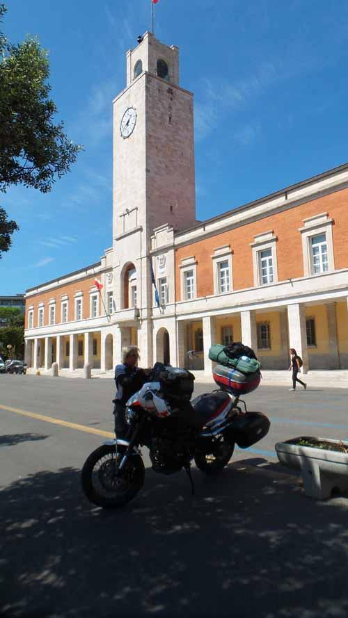 Lazio in moto - latina
