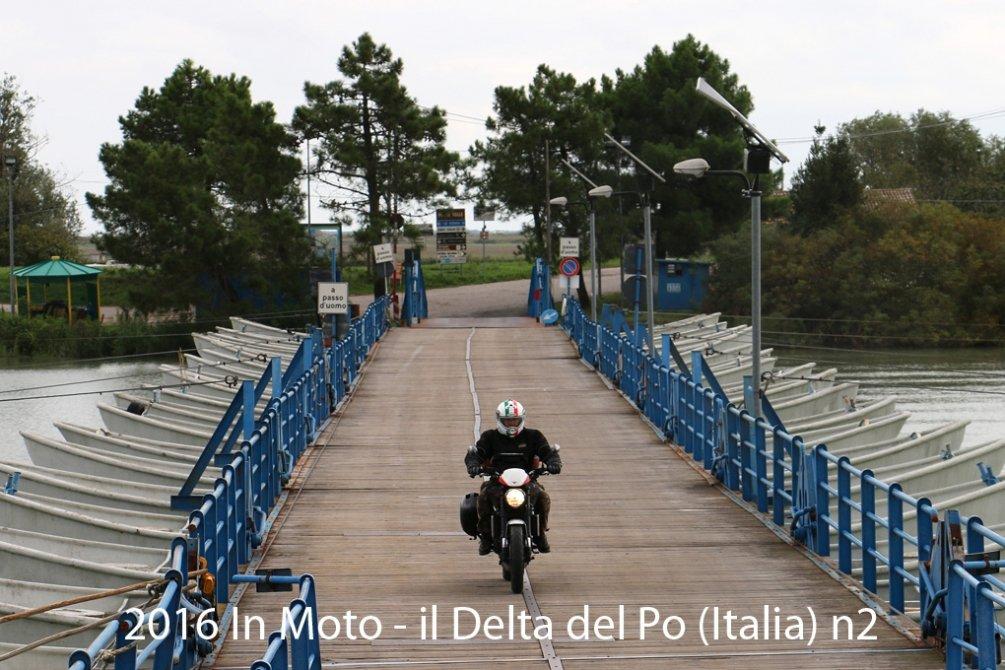 In Moto - viaggio sul delta del po