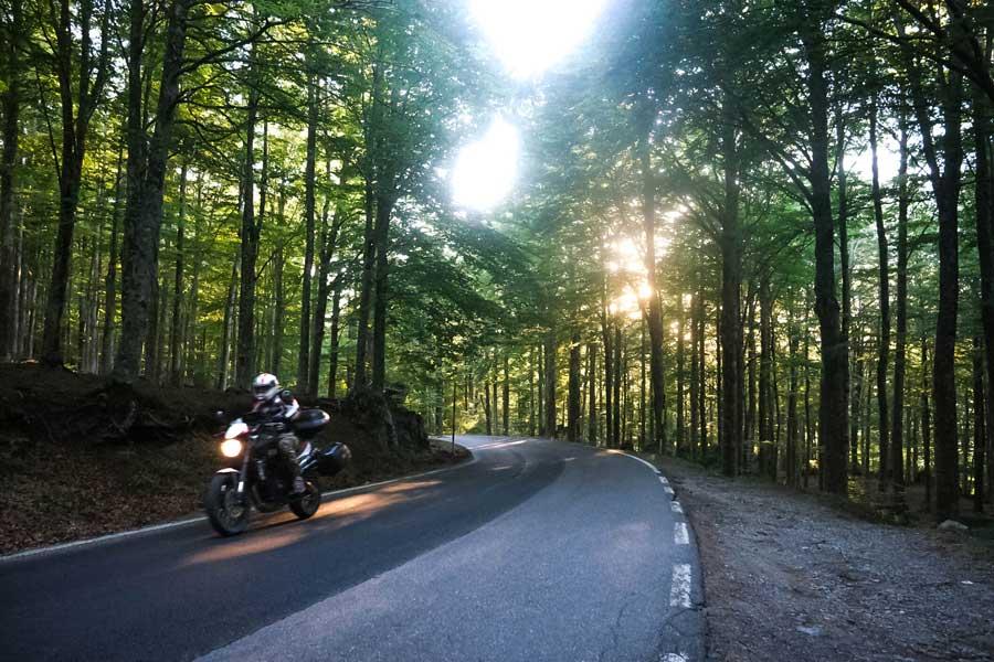 Toscana in moto - monte amiata