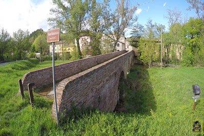 ponte romano - monti sibillini