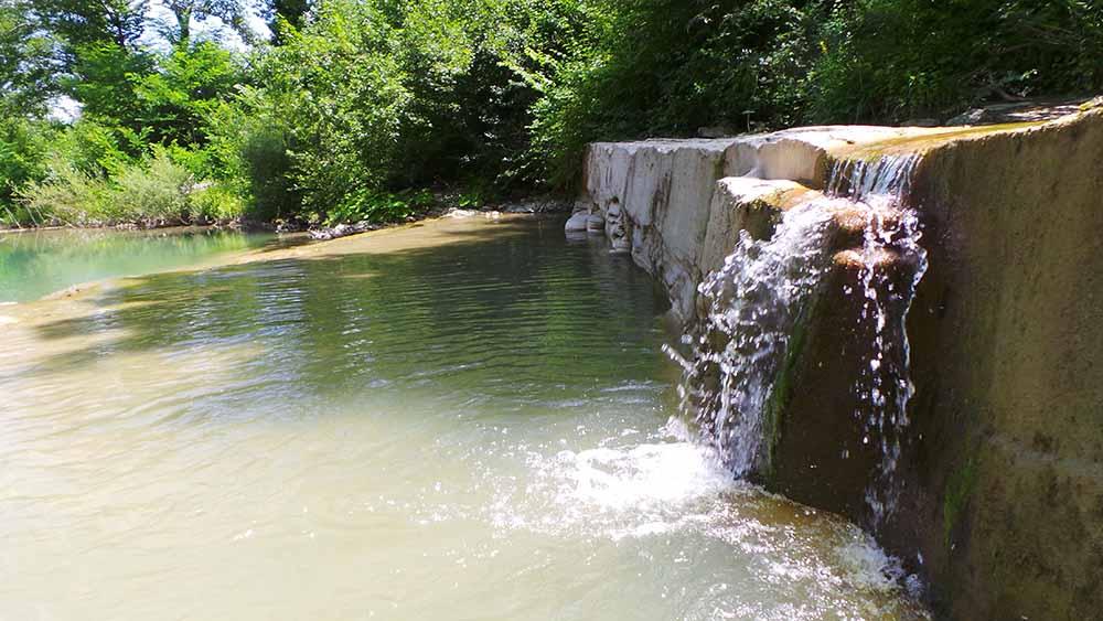 torrente auro - il torrente