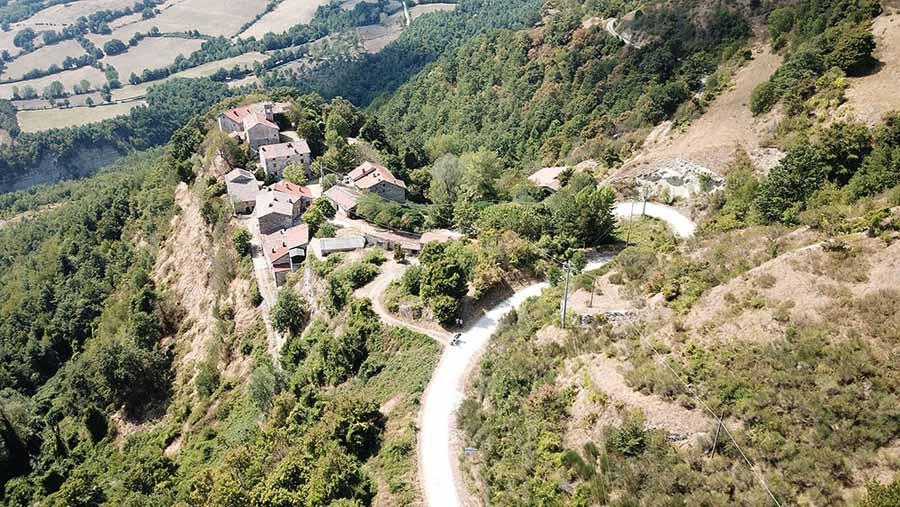 Romagna in moto - Gattara