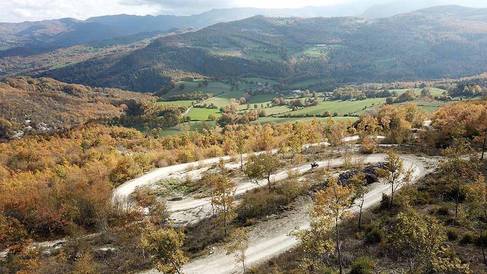 Romagna in moto - Off Road in Romagna