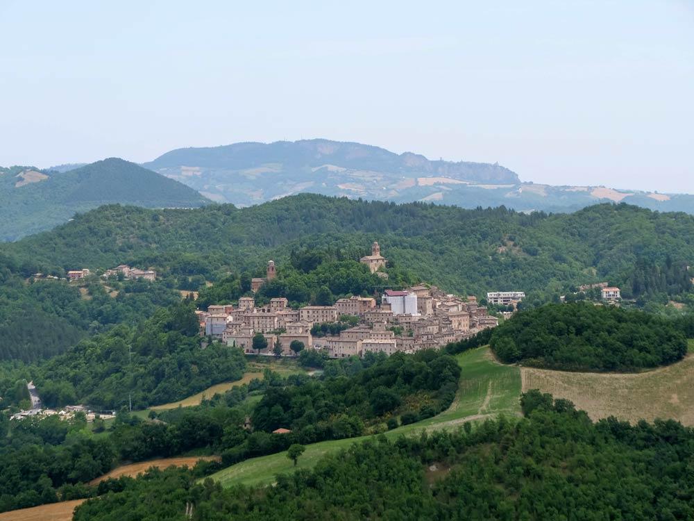 Monti sibillini in moto - Montefortino