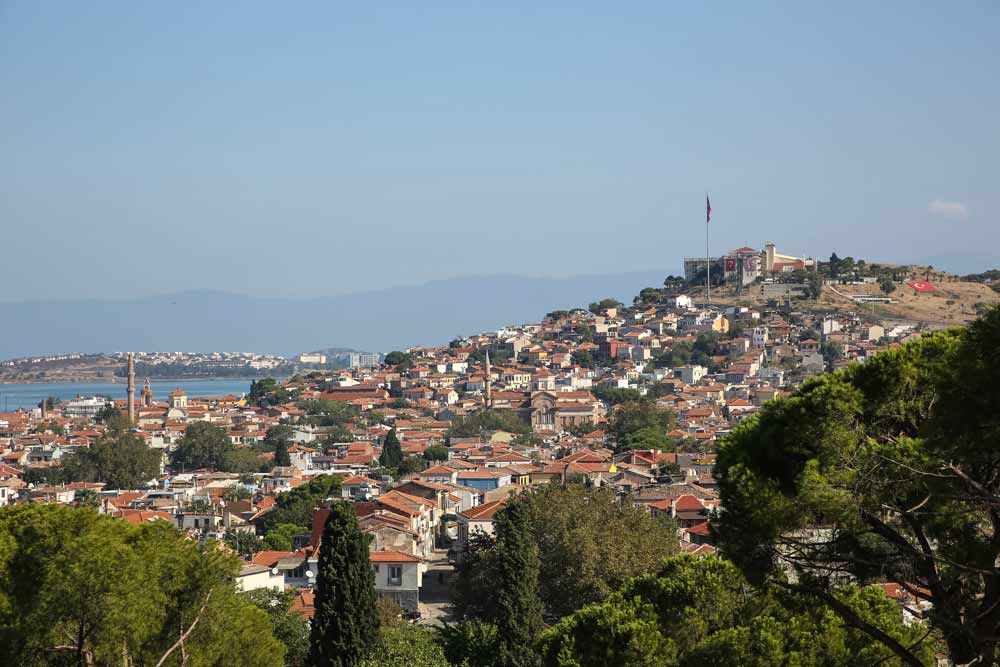 Turchia in moto - Ayvalik