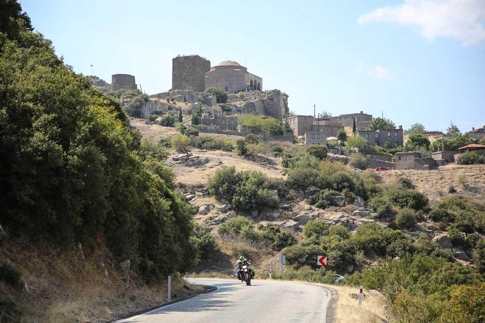Turchia in moto - Behramkale
