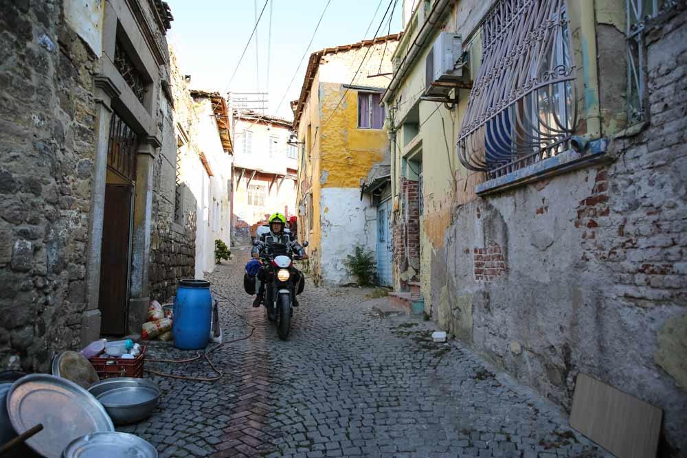 Turchia in moto - Pergamo