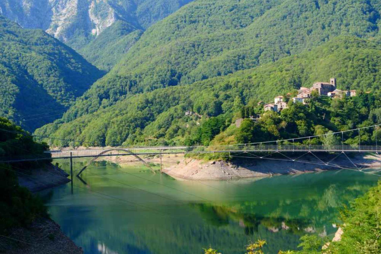 Alpi Apuane - Toscana in moto